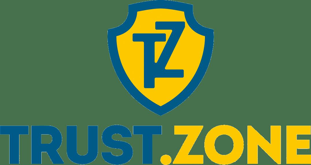 Trust.Zone Landing Page