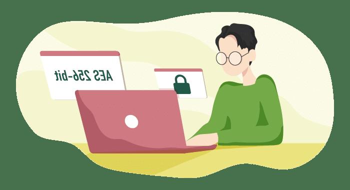 Wat is 256-bit AES-versleuteling?
