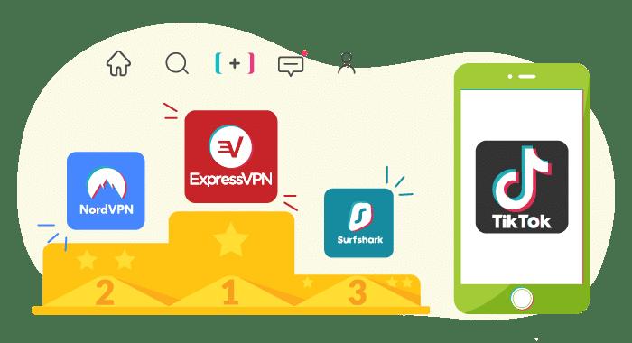 Beste VPN voor TikTok